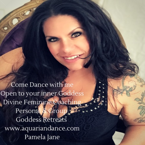 Come dance with Pamela Jane