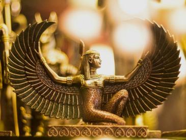 Aquarian Dance - Goddess Isis